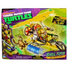 New Nickelodeon TMNT Vehicles From Playmates Revealed - TMNT - Action Figures Toys News ToyNewsI.com