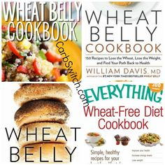 Wheat Belly Diet Food List - Wheat Belly Recipes ♥ Grain Brain Diet. Please repin for helpful Wheat Belly Food List link.