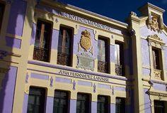 Biblioteca Municipal de Ortigueira