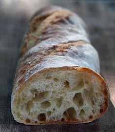 crucide: Багеты без замеса