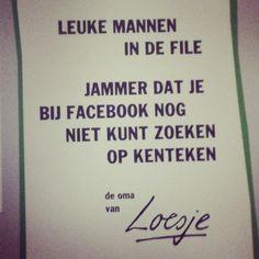 Leuke mannen #Loesje