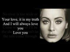 Adele Remedy Lyrics - YouTube