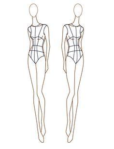 women fashion figures - Google Search