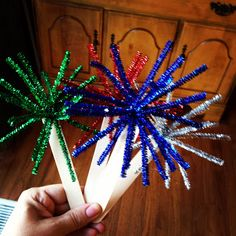 (Great for little ones afraid of sparklers!) It's a Long Story: Have a Safe 4th! Alternatives to sparklers