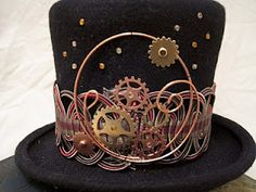 This site is FULL of inspiration for lovely things I would like to emulate. http://overthetophats.blogspot.com/
