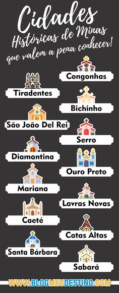 Historic Cities of Minas Gerais - Places Around The World, Around The Worlds, 8th Grade Science, Chemistry Experiments, Brazil Travel, Countries To Visit, Space Travel, Travel Couple, Milky Way
