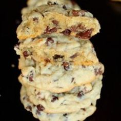 How to Make Soft, Thick, Chewy Chocolate Chip Cookies Recipe