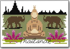 Destination vacance avec DMC - La Thailande. En cette période de vacances…