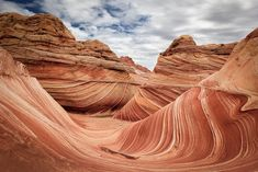 The Wave, Arizona - Coyote Buttes North, amazing canyon rock formation near Page The Wave Coyote Buttes, Coyote Buttes North, Cayo Santa Maria, Mount Whitney, Beau Site, Cienfuegos, Arizona Usa, The Wave Arizona, Utah Usa