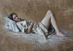 Nathalie Picoulet   PASTEL
