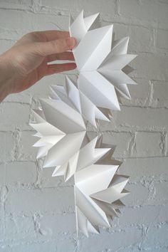 Galerie / Matthew Shlian, paper engineer / Image 3 sur 24 / étapes: design culture visuelle