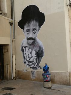 Street art - Montpellier (France) (photo perso)