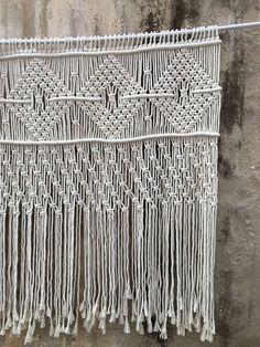 Colgante Boho Home Decor pared tapices de Macrame tapiz de