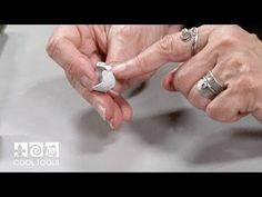 If you are interested in the products used in this video, please click this link: https://www.cooltools.us/Adjustable-EZ960-Ring-with-Nano-Gem-by-Lisel-Crowl...
