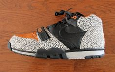 26f95da7fb94e Nike Air Trainer 1  Safari  Nike Air