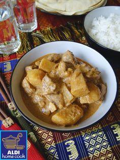 ALDI home cook: Massaman Beef Curry