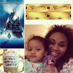 All mama wants is a silent night.  Polar Express on REPEAT!  #love #family #movienight #christmas #polarexpress #silentnight