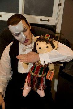 hugh panaro phantom of the opera unmasked - Google Search