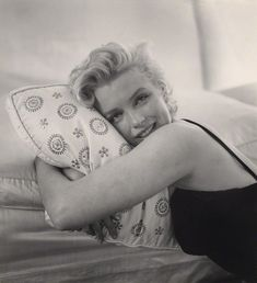 Marilyn Monroe photographed by Cecil Beaton.
