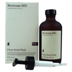 I'm learning all about Perricone Citrus Facial Wash at @Influenster!