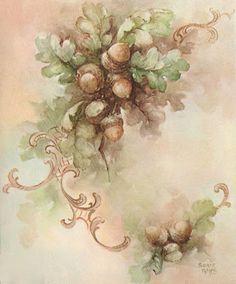 Interior&Decor: Картинки для декупажа. Sonie Ames. Часть 4
