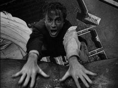 """Frank Fry (Norman Lloyd): [Last line] """"Kaaaaaaaaaaaaannnne....."""" -- from Saboteur (1942) directed by Alfred Hitchcock"""