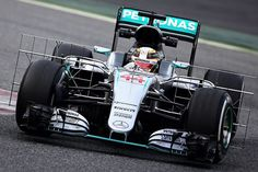F1 バルセロナテスト 2日目 速報