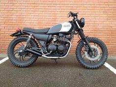 ♠Milchapitas-Kustom Bikes♠: Yamaha XJ650 By Aniba