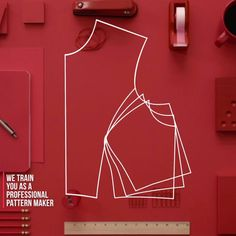 Sewing Paterns, Dress Sewing Patterns, Clothing Patterns, Pattern Drafting Tutorials, Sewing Tutorials, Design Your Own Clothes, Sewing Collars, Master Tailor, Fancy Blouse Designs