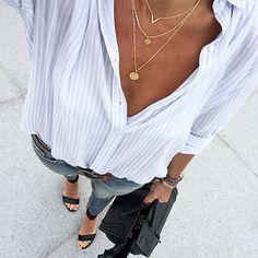 Vu de haut Réf de la chemise 7521/371/403  #outfitpost #lookoftheday #metoday#totallo...   Use Instagram online! Websta is the Best Instagram Web Viewer!