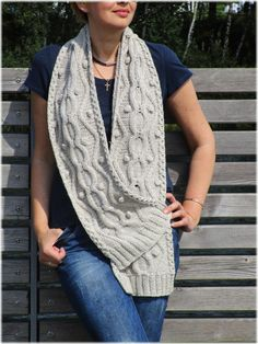 Hey, I found this really awesome Etsy listing at https://www.etsy.com/listing/245648916/knitted-scarf-knitted-beige-scarf-wool