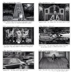 #concept #art #storyboards ✔️