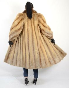 The coat can be closed with hook and fur button on the collar. The coat is in a neat and good condition with normal traces of use. Most of our fur coats and jackets are expertly cleaned in a special furs machine. Fox Fur Jacket, Fox Fur Coat, Leather Jacket, Sequin Coats, M Class, Rabbit Fur Coat, Red Fox, Mink Fur, Jackets