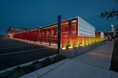 Guardian Parking / Fitzsimmons Architects #architecture