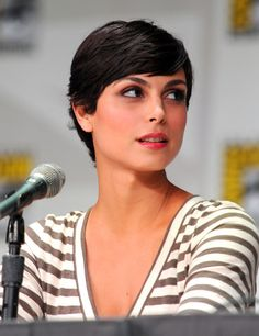 "Morena Baccarin - ""Showtime: Tired of Ordinary Television?"" New Season Preview - Comic-Con 2011"