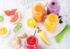 "Top ingredients for a well-balanced smoothie - Women's Health & Fitness | The same criteria that govern optimal solid meals apply to liquid meals: fibrous carbs, lean protein, and a healthy fat source. ""A problem many people encounter is that they overload on the fruit, which will make the smoothie high in simple carbs, and lack the protein, so it doesn't fill them up,"" Robbie Clark warns."
