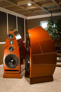 High End Audio Equipment For Sale Audiophile Speakers, Hifi Audio, Stereo Speakers, Built In Speakers, Wireless Speakers, High End Speakers, High End Audio, Audio Design, Speaker Design
