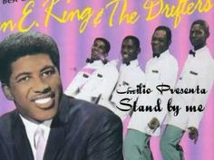 Ben E King & The Drifters - Stand by me Rock N Roll Music, Rock And Roll, Kinds Of Music, Music Is Life, Ben E King, 60s Rock, Fun Music, School Videos, Sweet Soul