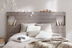 60 Most Creative DIY Projects Pallet Headboards Bedroom Design Ideas Cat Bedroom, Home Bedroom, Bedroom Wall, Girl Room, Feng Shui, New Homes, Interior Design, House Styles, Furniture