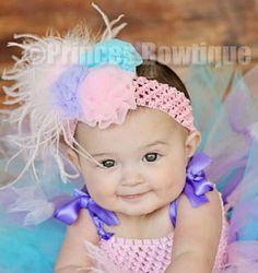 Resultado de imagen para baby headbands