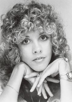 Dedicated to Stevie Nicks — Anon request: Pictures of Stevie with her hands on...