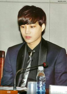 Star M Magazine #kai