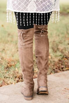 The Polished Posy - Vince Camuto Over-the-Knee Boots