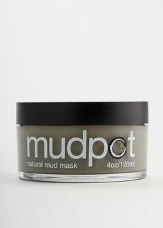 Best Valentine's Day Gifts Under $100: Black Rock Mud Co. Mudpot Wildharvested Mud Mask, $59