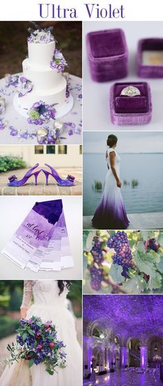 Ultra Violet - Pantone 2018 Color of The Year   B&E Lucky in Love Blog