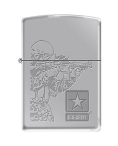 Uses standard lighter fluid, Time-tested construction, Size Approximately 1 x 2 Zippo Limited Edition, Zippo Collection, Police Lights, Lighter Fluid, Tactical Clothing, Zippo Lighter, Us Army, Polished Chrome, Freedom