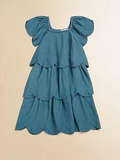 Stella McCartney kid's dress for a flowergirl.
