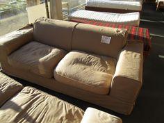 Dreier und zweier Sofa bei HIOB Muttenz http://hiob.ch/schnaeppchen/dreier-und-zweier-sofa #Schnäppchen #Trouvaille