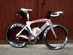 Specialized Transition TT Bike