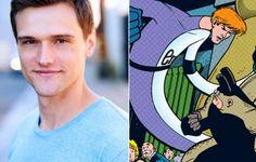 Elongated Man Cast in 'The Flash' Season 4!   Serpentor's Lair